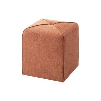 スツール(オレンジ/橙)〈CLS-40OR〉椅子 チェア ガーリー ヨーロピアン フレンチテイスト アンティーク インテリア 家具 おしゃれ