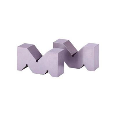 ユニセイキ A型精密ヤゲン台(A級仕上) 200mm YAK−200A 1組(2個) (メーカー直送品)