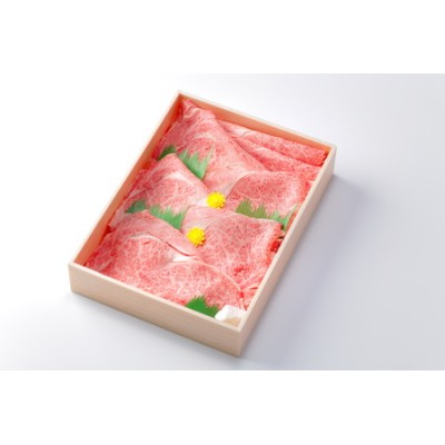 極上近江牛すき焼き・しゃぶしゃぶ用 ロース【800g】【CB02SM】