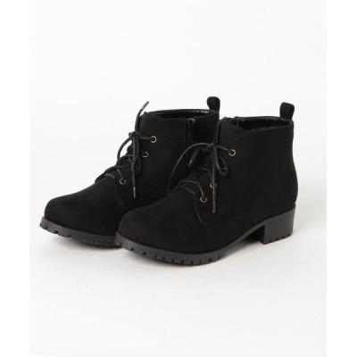 Parade ワシントン靴店 / 【メンズライク】シンプルレースアップブーツ  6293 WOMEN シューズ > ブーツ
