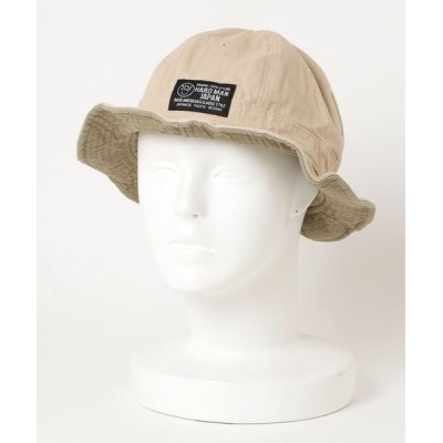 CERCA / RM/リバーシブル バケットハット MEN 帽子 > ハット