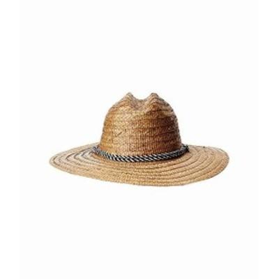 サン ディエゴ ハット カンパニー メンズ ハット キャップ 帽子 Kwai Braided Straw Lifeguard