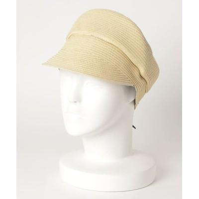 FUNALIVE / ペーパーキャスケット帽 MEN 帽子 > キャスケット