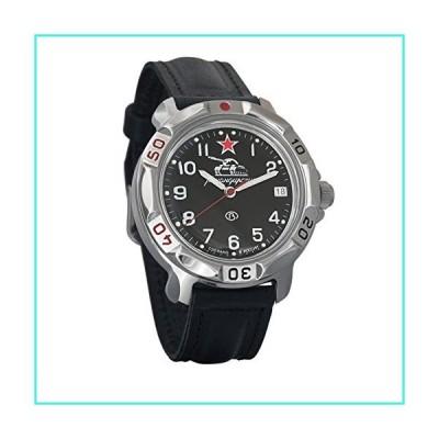 【新品】Vostok Komandirskie Commander Russian Army Mens Mechanical Military Wrist Watch #811306(並行輸入品)