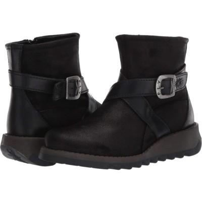 フライロンドン FLY LONDON レディース ブーツ シューズ・靴 SAKE418FLY Black Pampa/Rug