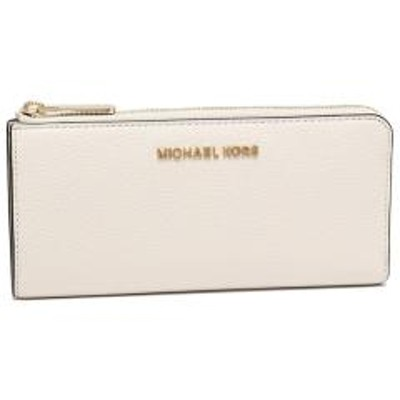 MICHAEL KORS(マイケルコース)マイケルコース 長財布 アウトレット レディース MICHAEL KORS 35H8GTVZ3L ホワイト