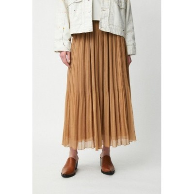 スカート RANDOM PLEATS スカート