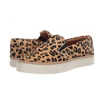 Lucchese ルケーシー レディース 女性用 シューズ 靴 ローファー ボートシューズ After-Ride Slip-On - Leopard Hair-On