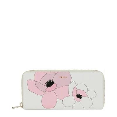財布 フルラ バビロン XL ジップアラウンドウォレット