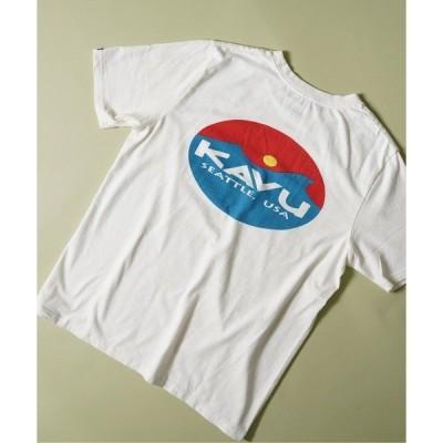 tシャツ Tシャツ KAVU/カブー SURF LOGO TEE/サーフロゴTシャツ