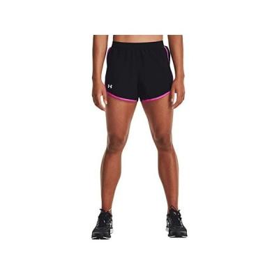 アンダー アーマー Fly By 2.0 Shorts レディース ショートパンツ ズボン 半ズボン Black/Reflective