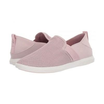 Olukai オルカイ レディース 女性用 シューズ 靴 スニーカー 運動靴 Hale'Iwa - Macadamia/Petal Pink