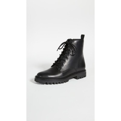 ヴィンス Vince レディース ブーツ シューズ・靴 Cabria Lug Sole Boots Black