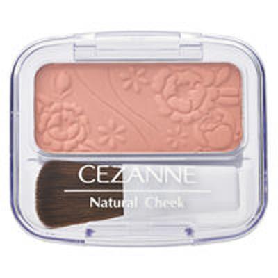 セザンヌ化粧品CEZANNE(セザンヌ) ナチュラル チーク N19 ペールベージュ セザンヌ化粧品