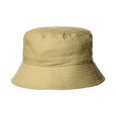 ウィゴー プレーン バケットハット バケハ 帽子 メンズ F ブラック