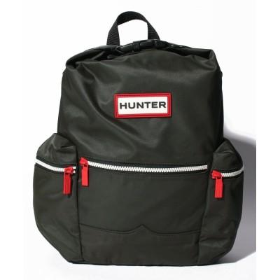 (HUNTER/ハンター)【HUNTER】トップクリップ ミニバックパック バッグ/ユニセックス ダークオリーブ