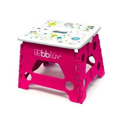 【送料無料】bbl〓v - ステープ - 折りたたみ式ステップスツール - 安全、コンパクト、お手入れが簡単(