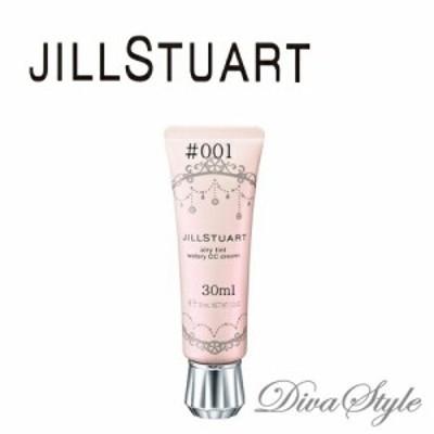JILL STUART ジル スチュアート エアリーティント ウォータリーCCクリーム #01 light floral beige 34g SPF30・PA+++