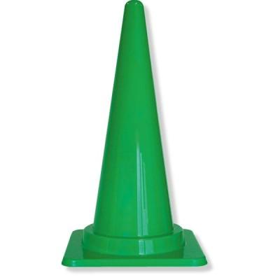 385-102 フレックスコーン 緑 H700(代引き不可) カラーコーン コーン 保安用品 三角コーン セーフティコーン セーフティーコーン ロードコーン