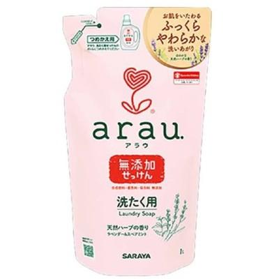 東京サラヤ アラウ 洗たく用せっけん 詰替 1L