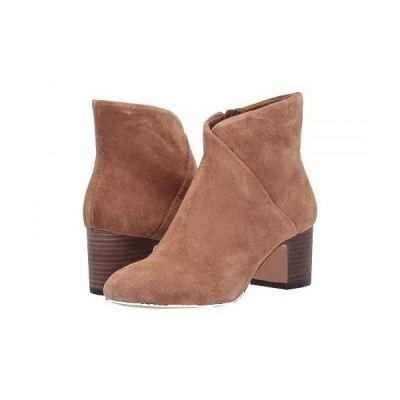 Splendid スプレンデッド レディース 女性用 シューズ 靴 ブーツ アンクル ショートブーツ Hespera - Light Brown Suede