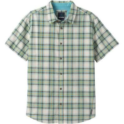 プラーナ メンズ シャツ トップス Prana Men's Graden SS Shirt