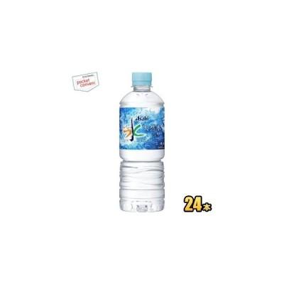 アサヒ おいしい水 六甲 600mlペットボトル 24本入 (ミネラルウォーター 六甲のおいしい水) 『オススメ水』