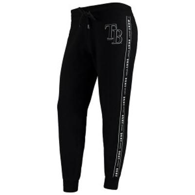 ダナ キャラン ニューヨーク レディース カジュアルパンツ ボトムス Tampa Bay Rays DKNY Sport Women's The Brooke Jogger Pants Black