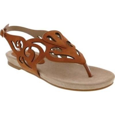 ベリーニ Bellini レディース サンダル・ミュール トングサンダル シューズ・靴 Natalee Thong Sandal Tan Faux Buck
