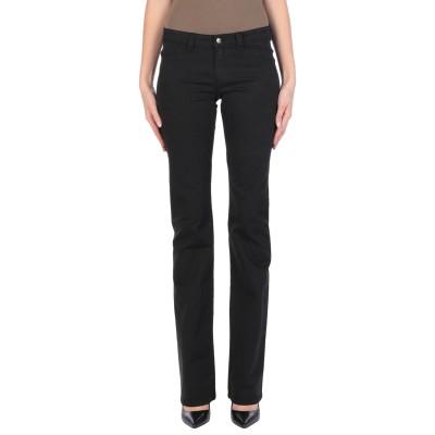 9.2 BY CARLO CHIONNA パンツ ブラック 24 コットン 98% / ポリウレタン 2% パンツ