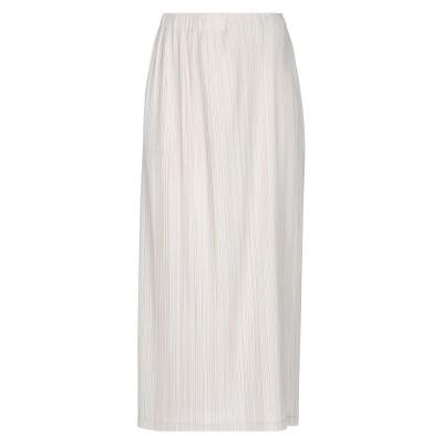 ANTONELLI ロングスカート ベージュ 42 ポリエステル 100% ロングスカート