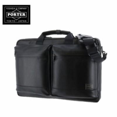 ポーター PORTER ガード GUARD 3wayブリーフケース ビジネスバッグ リュックサック ショルダーバッグ ビジネスリュック 033-05055 メンズ