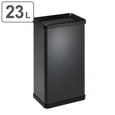 屋内用ゴミ箱 業務用ダストボックス 23L Sサイズ ターンボックス ( 屋内用 スイング 業務用 ゴミ箱 ごみ箱 屋内 スイング式 スチール製 )