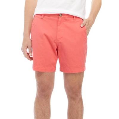 クラウン&アイビー メンズ ハーフパンツ・ショーツ ボトムス 7 Inch Twill Shorts