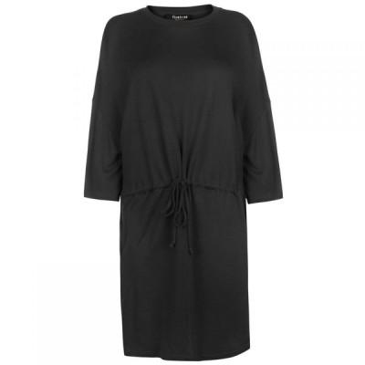 ファイヤートラップ Firetrap レディース ワンピース ワンピース・ドレス Blackseal Drawcord Dress Black