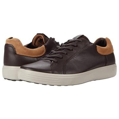 エコー Soft 7 Street Sneaker メンズ スニーカー 靴 シューズ Mocha/Cashmere/Mocha