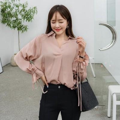 ENVYLOOK レディース ブラウス Twinkle sleeve blouse
