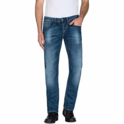 リプレイ Replay メンズ ジーンズ・デニム ボトムス・パンツ Newbill Comfort Fit Jeans BLUE DENIM WASH