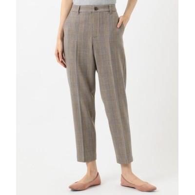 any FAM / 【SECRET WARM】T/Rピーチストレッチ テーパードパンツ WOMEN パンツ > パンツ