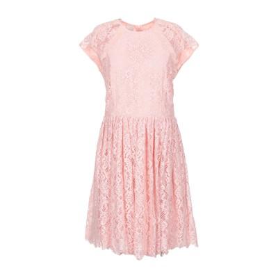 ピンコ PINKO ミニワンピース&ドレス ピンク 44 コットン 98% / ナイロン 2% ミニワンピース&ドレス