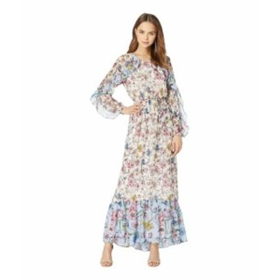 Juicy Couture ジューシークチュール ドレス 一般 Mixed Floral Maxi Dress