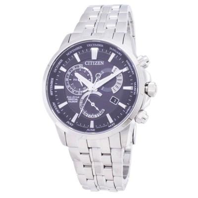 【送料無料】シチズン CITIZEN メンズ腕時計 海外モデル エコドライブ パーペチュアル BL8140-80E