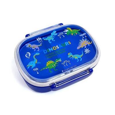 なかよしフレンズのSmileランチボックス 恐竜王者が大集合 日本製 N5800700 お弁当 給食 お弁当箱 弁当箱