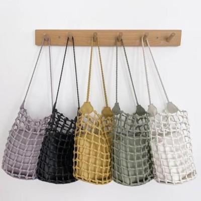 picknfit レディース ショルダーバッグ Urban Bros net tassel bag 5colors