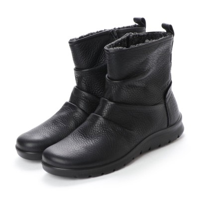 エコー ECCO BABETT BOOT (BLACK)