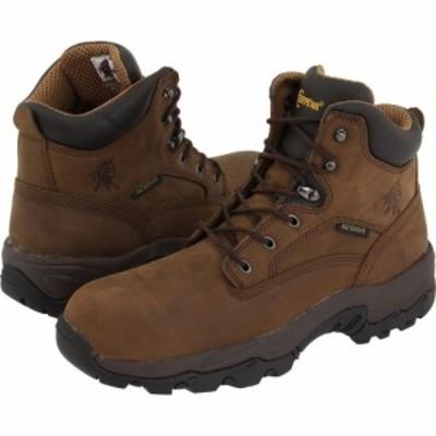 チペワ Chippewa メンズ シューズ・靴 6 55161 WP Comp Toe Brown