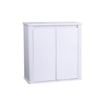 プロスタイル600Sホワイト水槽台キャビネット(淡水 海水用)