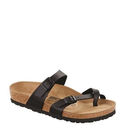 ビルケンシュトック レディース サンダル シューズ Women's Mayari Adjustable Buckle Criss Cross Sandals