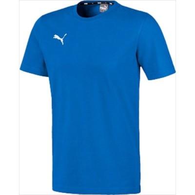 (代引不可) PUMA(プーマ) 656986-02 TEAMGOAL23 カジュアル Tシャツ メンズ サッカー・フットサル 656986
