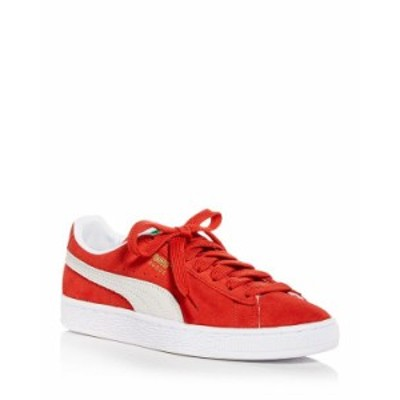 プーマ レディース スニーカー シューズ Women's Classic XXI Low Top Sneakers Red